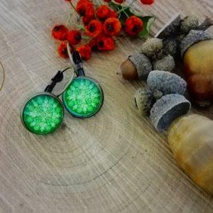 Cserszömörce Portékája - Zöld-sárga csipkerék